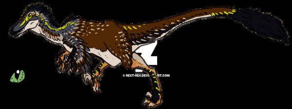 Austroraptor Design by RexT-Rex
