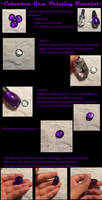 Tutorial: Painting Cabochon Gems