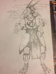 Gildaroy- dragoness paragon