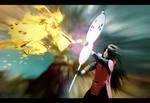 Naruto vs Madara