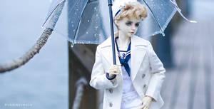 Navy - rain