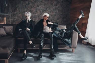 My men by lanmeimeia