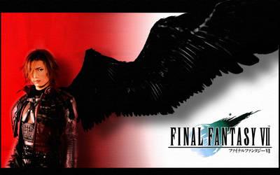 Final Fantasy 7 Wallpaper 3 by IskandarLexander