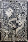 Gosia The Witch by ZawArt