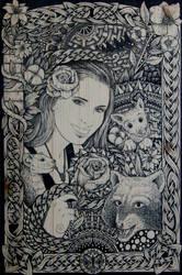 Ela by ZawArt