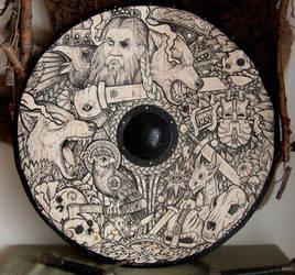 Shield Odin