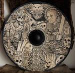 The Witcher shield by ZawArt