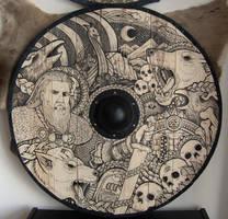 Odin by ZawArt