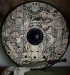 Dragon valkyrie shield
