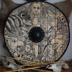 Shield for Lisa by ZawArt
