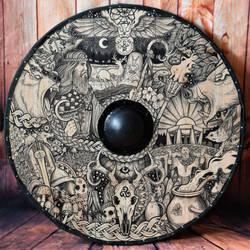 Druid shield
