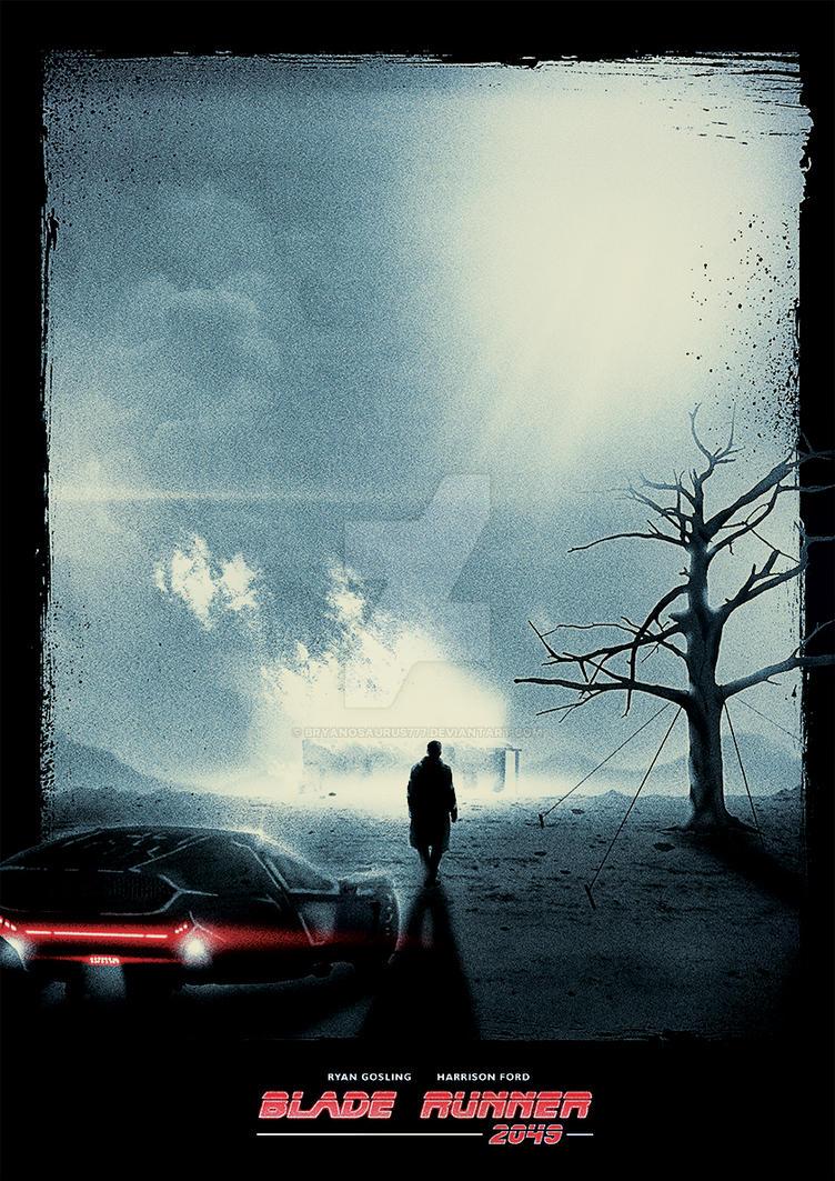 Blade Runner 2049 by Bryanosaurus777