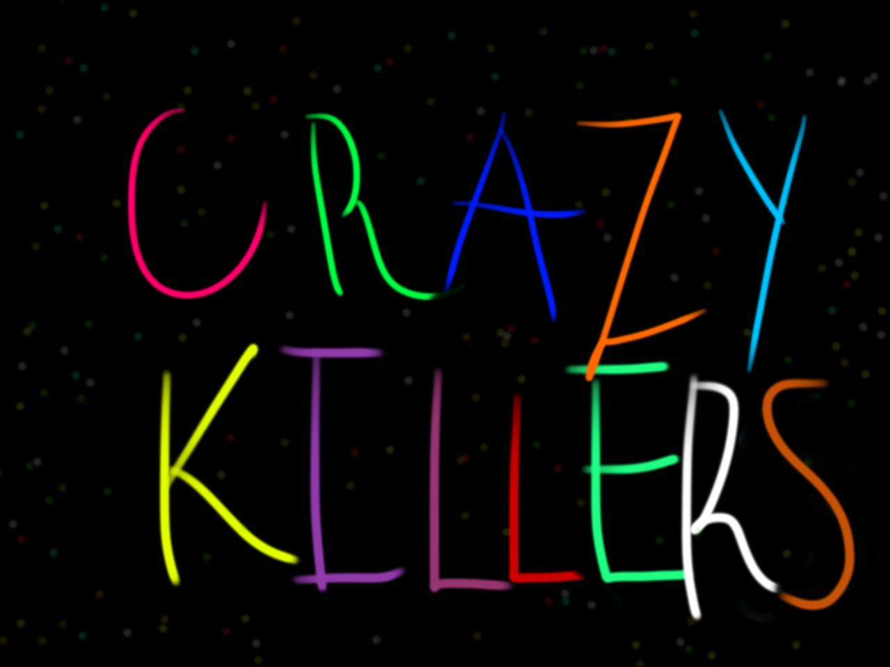Crazy Killers by TitanSayan