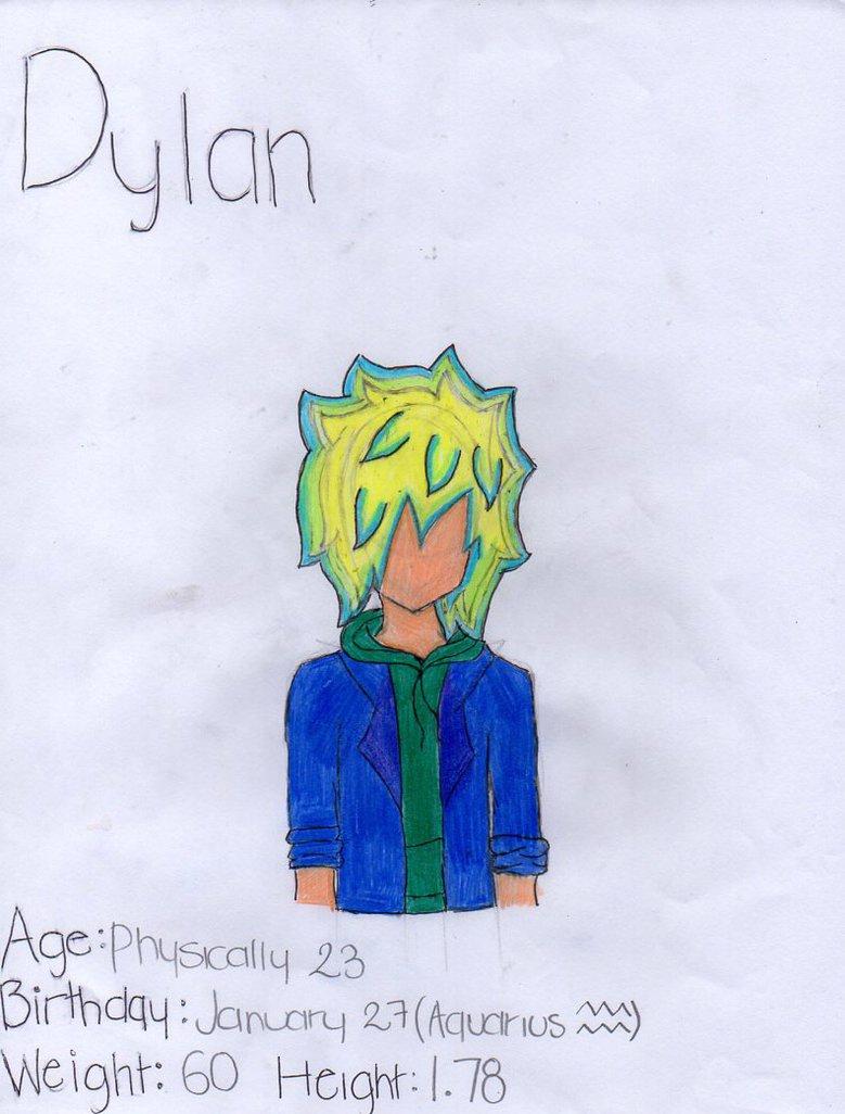 Dylan by TitanSayan
