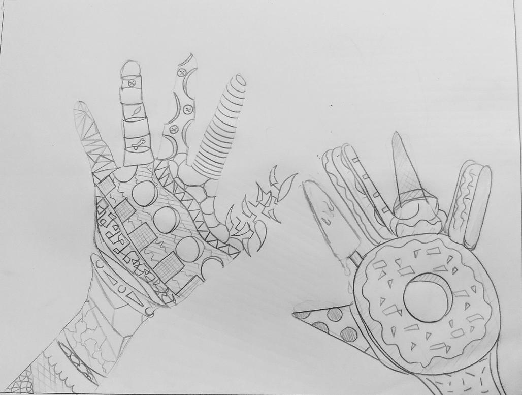 HANDS by TitanSayan