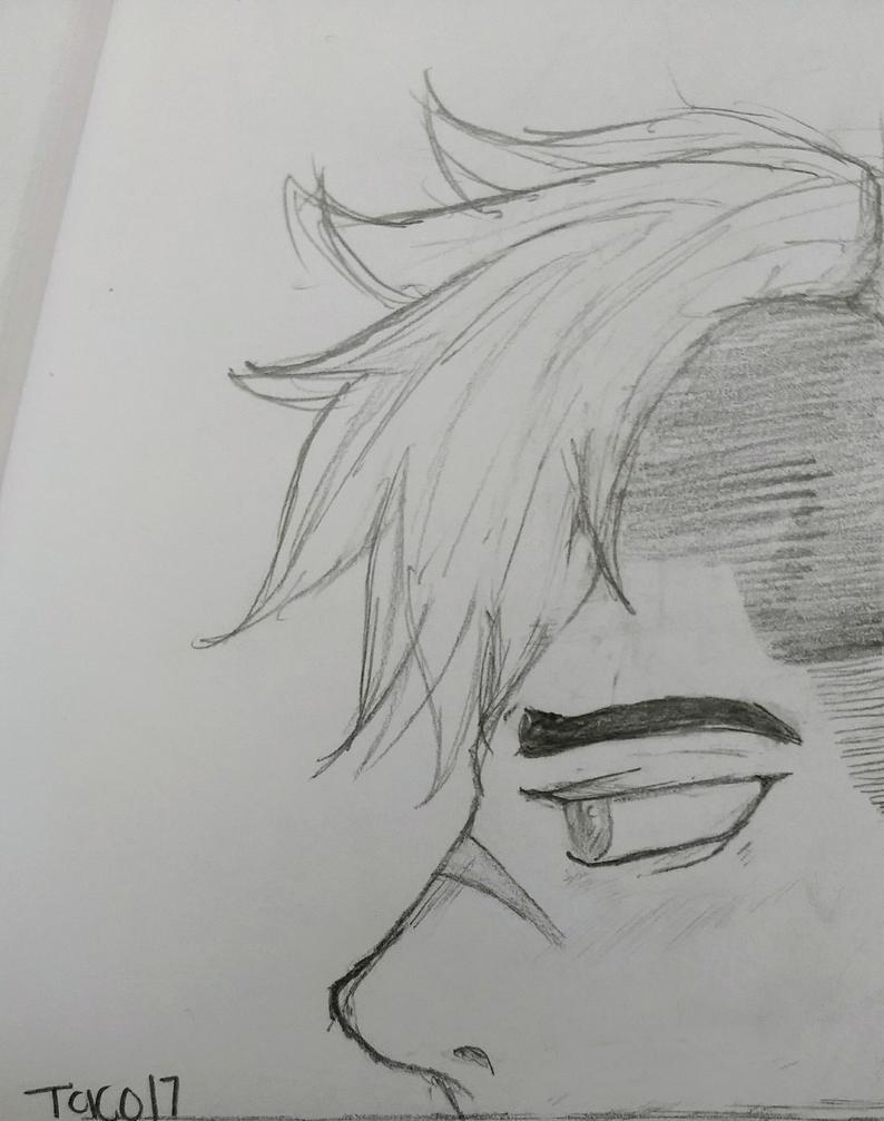 Shiro-Voltron by TitanSayan