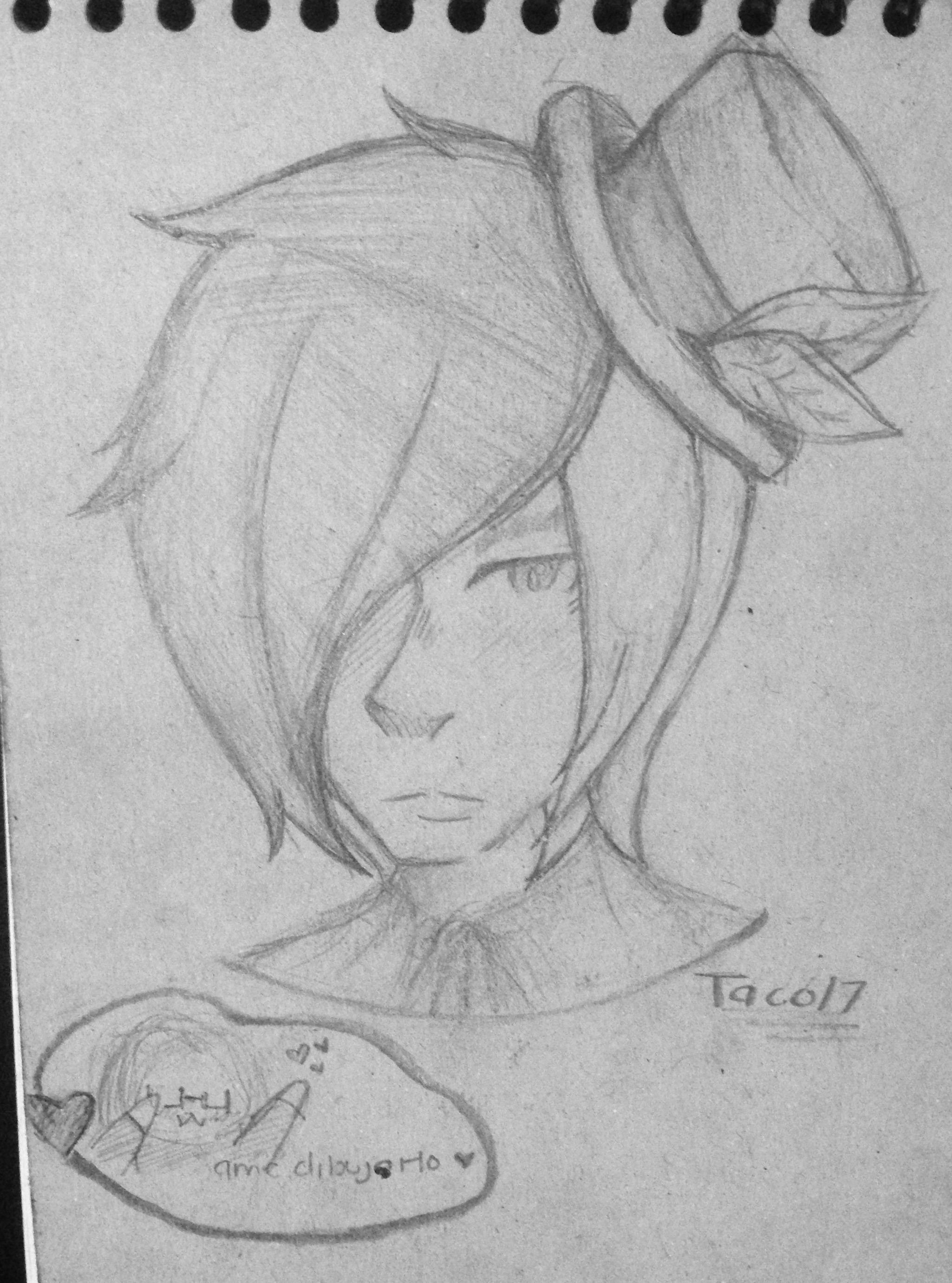 Vincent (Friend Oc) by TitanSayan