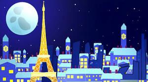 Nuit sur Paris