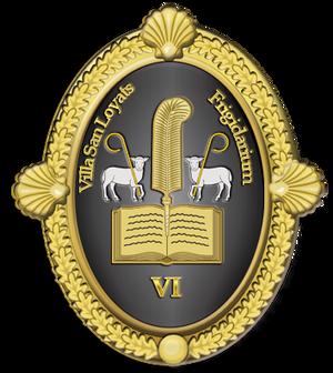 insignia trad ouroVI relevo