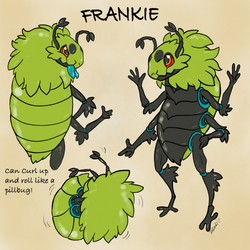 [Meet New Friends] - Frankie the Companionbug