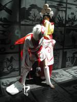 Anime Expo 2010 - Okami by michele-bellx
