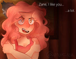 Zane, I like you...a lot by TheEmeraldCat131