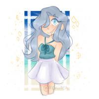 Katelyn Doodle by TheEmeraldCat131