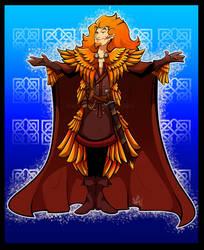 Norse Loki by CaptinWakajack