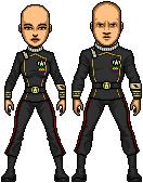 Raven Battle Uniform Microheroes by SpiderTrekfan616