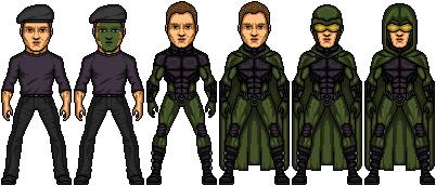 Norman 'Goblin' Osborn Venom Evolution by SpiderTrekfan616