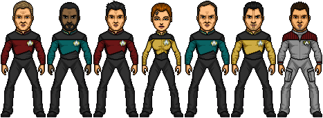 Star Trek: Righteous The Original Series by SpiderTrekfan616
