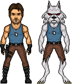 John Jameson AKA Man Wolf by SpiderTrekfan616