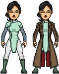 Naoko Yamada-Jones MD by SpiderTrekfan616