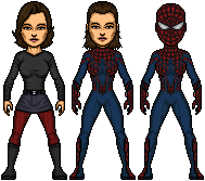 May Mayday Parker The Amazing Spider-Girl by SpiderTrekfan616