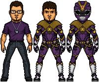 Anti-Bully Ranger by SpiderTrekfan616