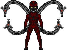 Monster Ock by SpiderTrekfan616