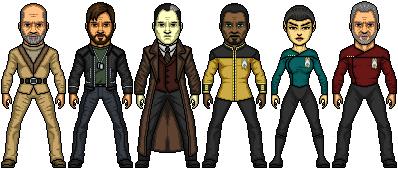 Star Trek TNG Reboot All Good things by SpiderTrekfan616