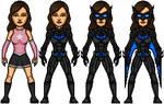 Batgirl Beyond Movie Version
