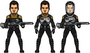 Star Trek TNG Elite Force by SpiderTrekfan616