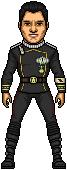 Captain M. Tobias Sun by SpiderTrekfan616