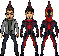 Cyber Spider's Birthday by SpiderTrekfan616