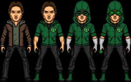 Donald Wilson Green Lantern by SpiderTrekfan616