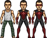 Red Lantern Movie version by SpiderTrekfan616