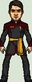 Captain John Satchel by SpiderTrekfan616