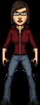 Lydia by SpiderTrekfan616