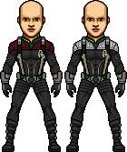 Star Trek vs Star Wars 1 Hazard Suit Templates by SpiderTrekfan616