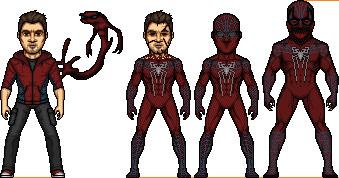 VE Crimson Spider by SpiderTrekfan616