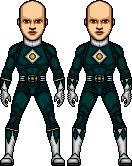 MMPR Male Templates by SpiderTrekfan616