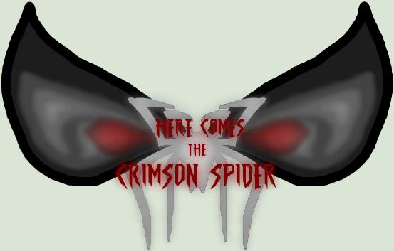 Here Comes the Crimson Spider by SpiderTrekfan616