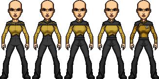 Starfleet Uniform Templates 3 WIP by SpiderTrekfan616